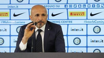 Luciano Spalletti, tecnico dell'Inter. Getty