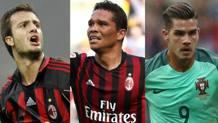 Alberto Gilardino, Carlos Bacca e Andrè Silva sono tre dei 10 colpi più cari