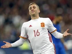 Gerard Deulofeu, 23 anni, attaccante spagnolo. Ap