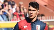 Pietro Pellegri , 16 anni. LAPRESSE