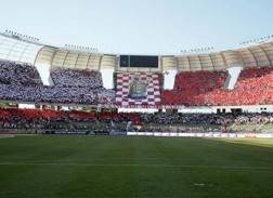 Lo stadio San Nicola di Bari. Lapresse