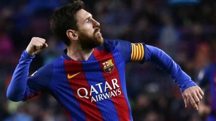 Lionel Andrés Messi Cuccittini, 29 anni. AP