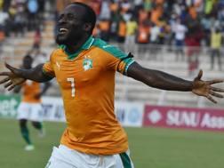 Seydou Doumbia, 29 anni. Afp