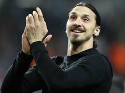 Zlatan Ibrahimovic, 35 anni. Getty