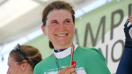 Elisa Longo Borghini, 25 anni. Bettini