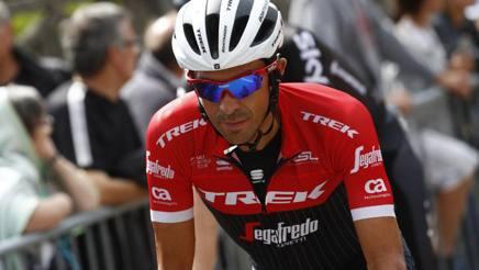 Alberto Contador, 34 anni, prima stagione con la Trek-Segafredo.Bettini