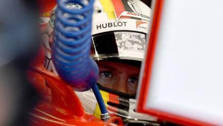 Sebastian Vettel, quattro titoli iridati in F1. Afp