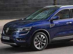 La Renault Koleos