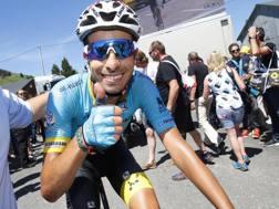 Fabio Aru, 26 anni. Bettini
