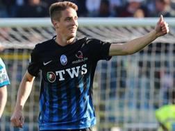 Andrea Conti, 23 anni, terzino destro dell'Atalanta. Ansa