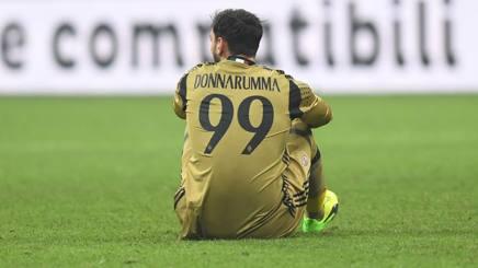 Gianluigi Donnarumma, 18 anni. Reuters