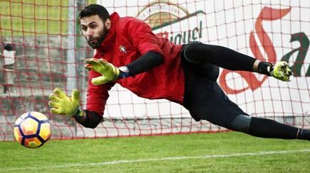 Salvatore Sirigu, 30 anni. Epa