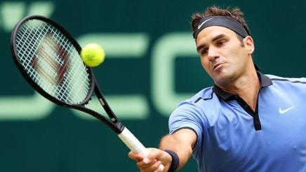 Roger Federer, 35 anni EPA