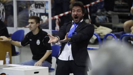 Gianmarco Pozzecco, 44 anni, ex coach di Orlandina e Varese. Ciam/Cast