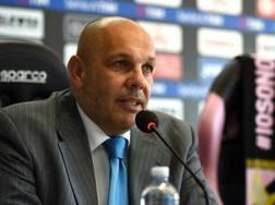 Bruno Tedino, 52 anni, nuovo tecnico del Palermo. Getty