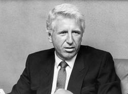 Felice Riva, presidente del Milan dal 1963 al 1965