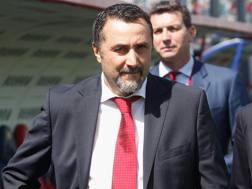 Massimiliano Mirabelli, d.s. del Milan. GETTY