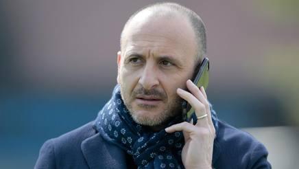 Piero Ausilio, 44 anni, direttore sportivo dell'Inter. Getty Images