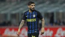 Ever Banega, centrocampista dell'Inter. Getty