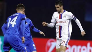 Maxime Gonalons, 28 anni, ha giocato tutta la carriera con la maglia del Lione. Epa