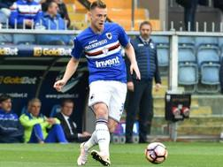 Milan Skriniar, 22 anni, difensore centrale in uscita dalla Sampdoria. Getty
