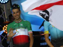 Fabio Aru, 27 anni, vincitore della Vuelta 2015. Bettini