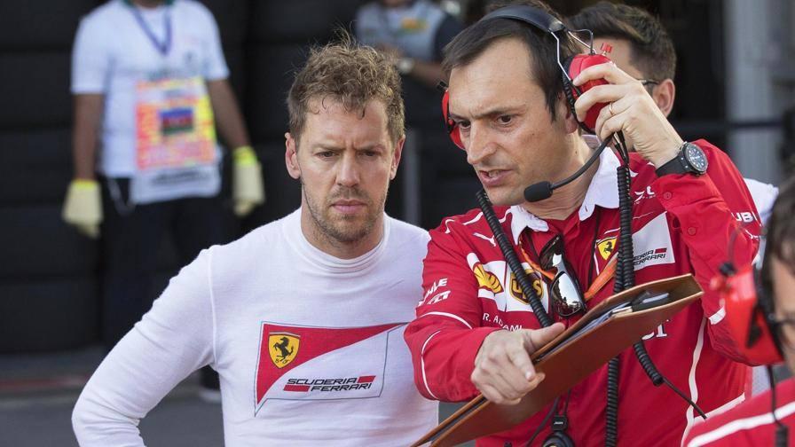 Button: 'Vettel, stupidata già punita. Andiamo avanti'
