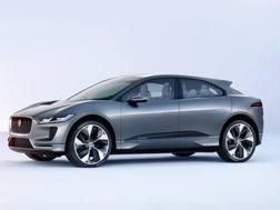 Jaguar premiata con la Concept I-Pace