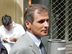 Gabriele Zamagna, diesse dell'Atalanta. Aldo Liverani