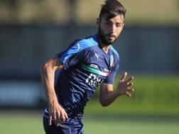 Luca  Garritano, 23 anni. Getty
