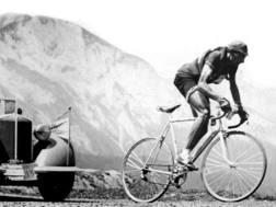 Fausto Coppi, due volte vincitore del Tour de France: 1949 e 1952