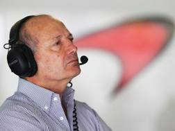 Ron Dennis, 70 anni. Getty