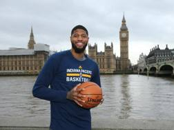 Paul George, 27 anni. Getty Images