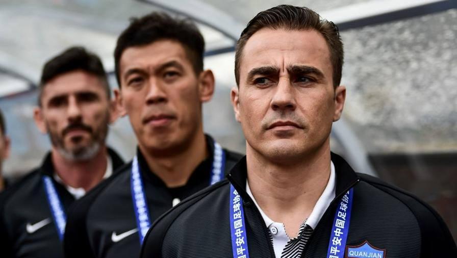 Cannavaro, vendetta cinese Batte la capolista, da ex