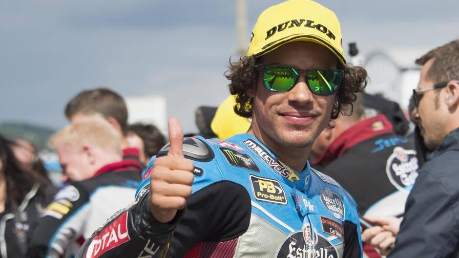 Moto2, Morbidelli da sogno! Ottimo Bagnaia: è podio