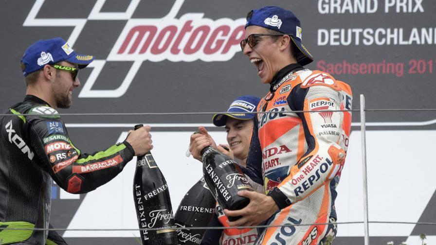 Marquez e la pista amica 'Qui dovevo solo vincere'