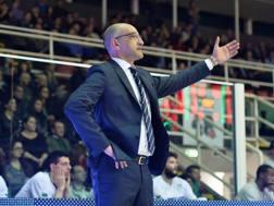 Il coach Francesco
