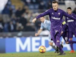 Josip Ilicic, 29 anni, ex Fiorentina. Ansa