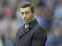 Pedro Caixinha, 46 anni, allenatore portoghese dei Rangers Glasgow.