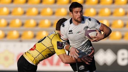 Edoardo Padovani con la maglia delle Zebre. Fama