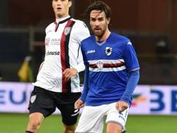 Luca Cigarini, 31 anni, la prossima stagione  a Cagliari. Getty