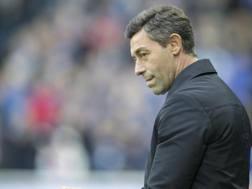 Pedro Caixinha, allenatore dei Rangers. Getty