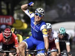 Marcel Kittel, 29 anni, 11 tappe vinte in carriera al Tour. Afp