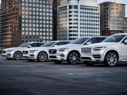 Le Volvo S90, V90, XC60 e XC90