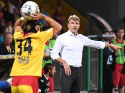 Marco Baroni, 53 anni. Ansa