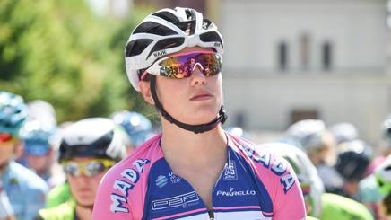 Claudia Cretti, 21 anni. Lapresse