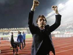 Pippo Inzaghi, 44 anni, tecnico del Venezia dal 2016