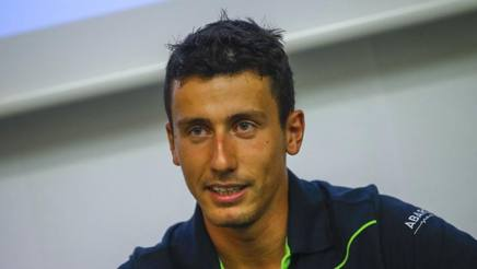 Adriano Malori, 29 anni. Bettini