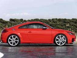 La nuova Audi TT RS