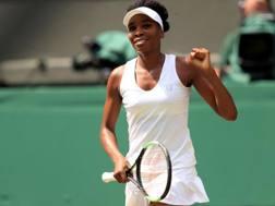 Venus Williams. LaPresse